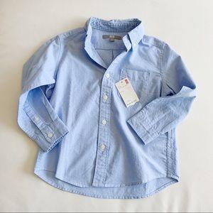 Uniqlo Blue Dress Shirt